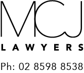MCJ Lawyers | NSW Lawyers